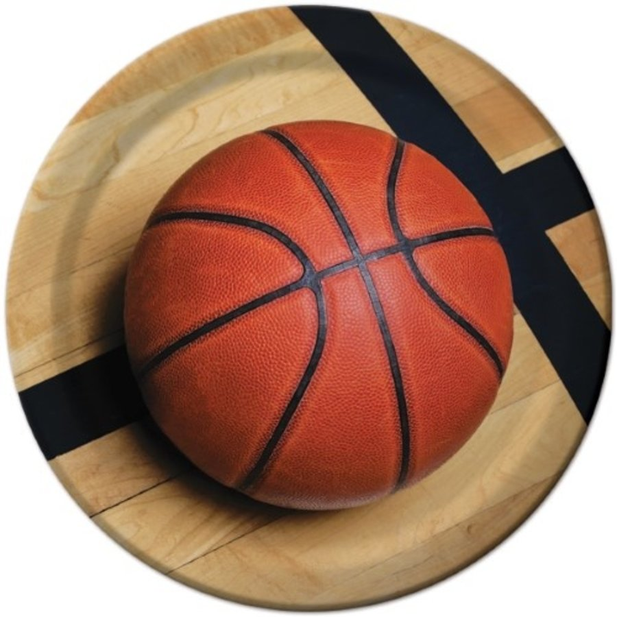 Bordjes Basketbal 8 stuks