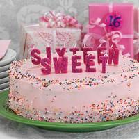 Tips en inspiratie Sweet 16 verjaardag vieren