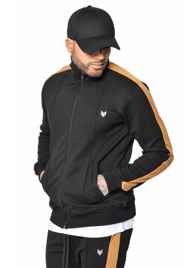 YCLO Sweat Jacket Greger Black