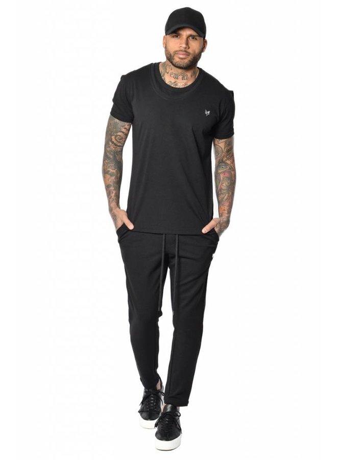 YCLO T-Shirt Poul Black