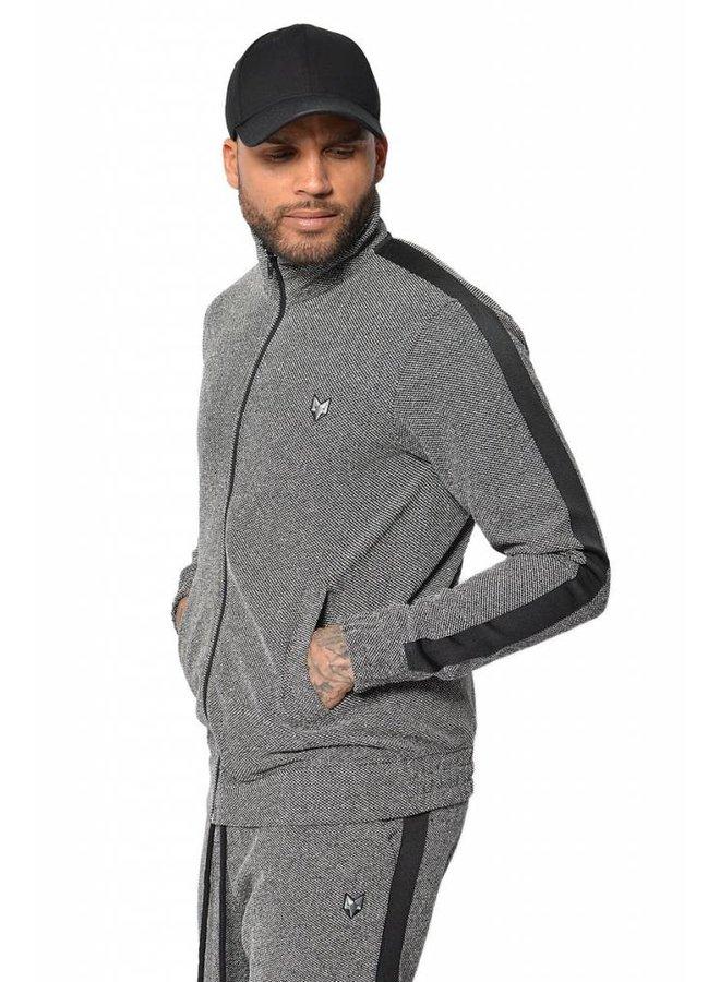 YCLO Sweat Jacket Oscar Grey