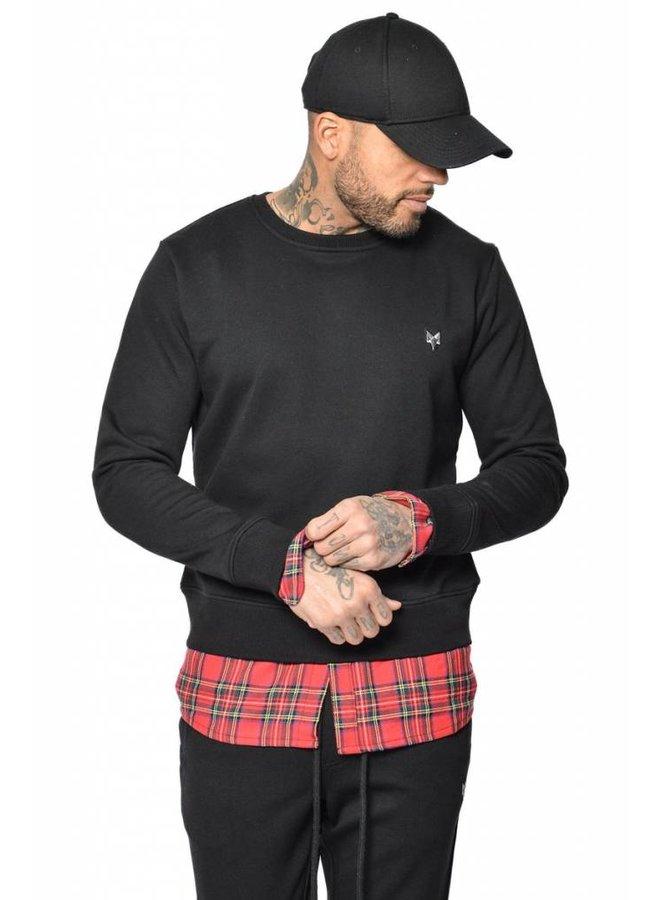 YCLO Sweater Dani Black