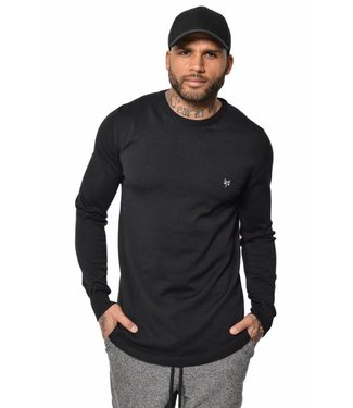 YCLO YCLO Knit Sweater Kaj Black