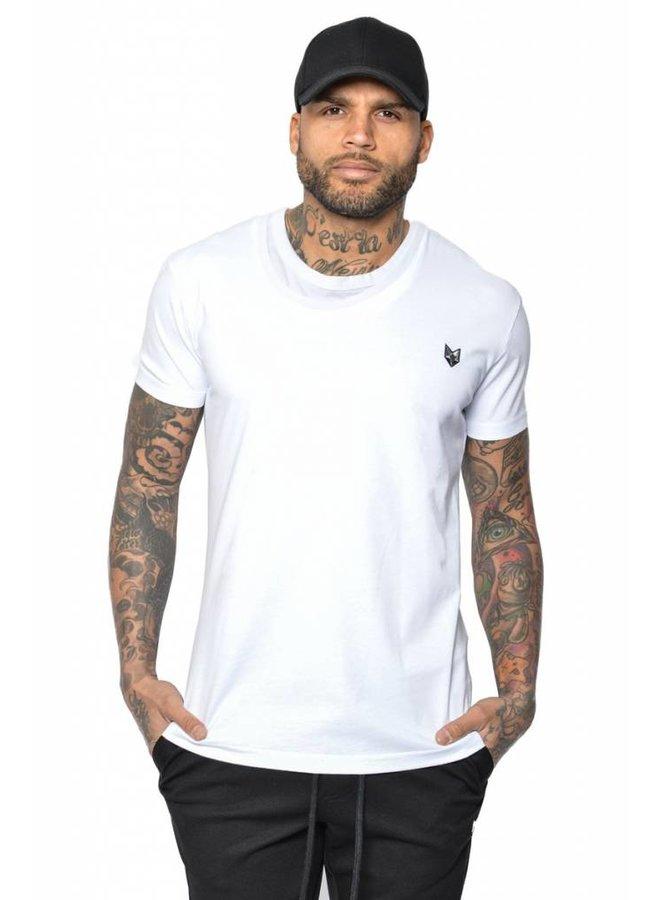 YCLO T-Shirt Poul Weiß
