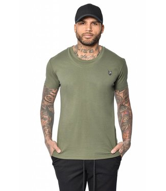 YCLO YCLO T-Shirt Poul Army