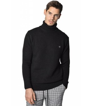 YCLO YCLO Hagen Knit Turtleneck Black