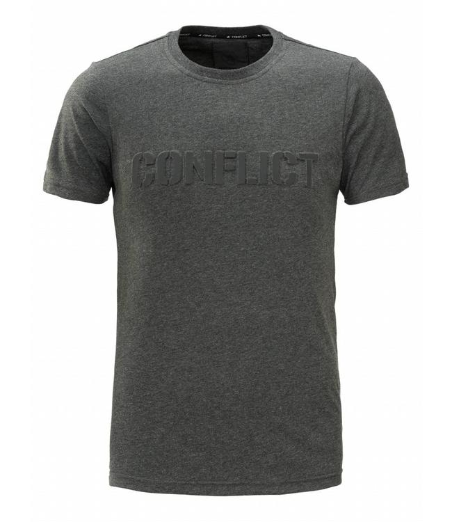 Conflict Conflict T-shirt Logo Antra