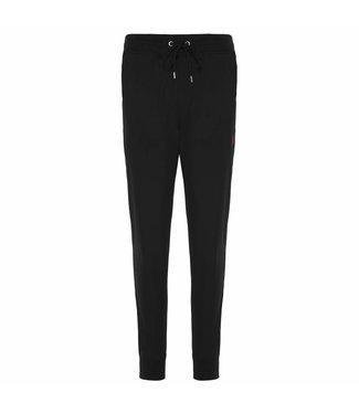 Conflict Conflict Track Pants Knit Line Black