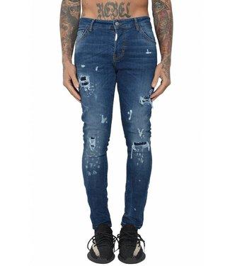 Conflict Conflict Eagle44 Jeans Black - Copy - Copy