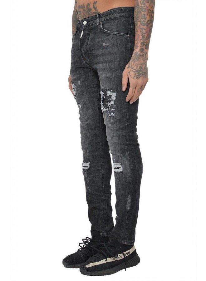 Conflict Jeans Glock17 Black