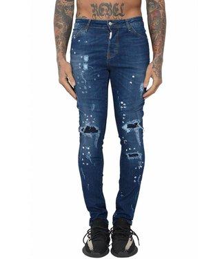 Conflict Conflict AK47 Jeans Blue