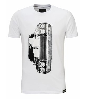 Conflict Conflict T-shirt Mustang Black - Copy - Copy