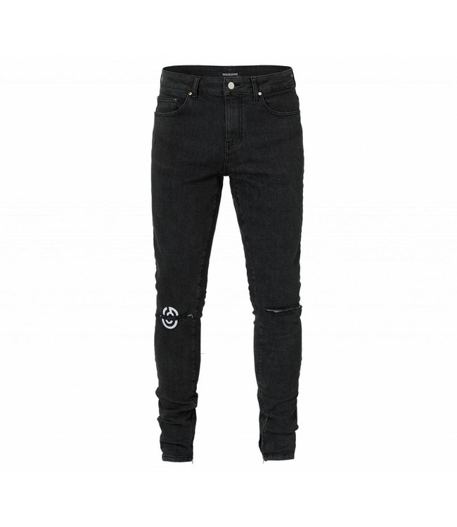 Malelions Malelions Jeans Daley - Black