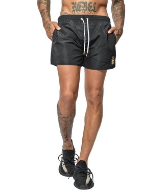 Conflict Conflict Swim Short Beetle Black