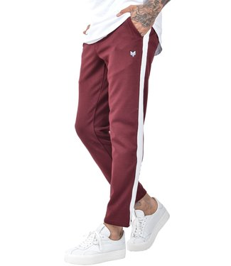 YCLO YCLO Sweat Pants Walter Bordeaux