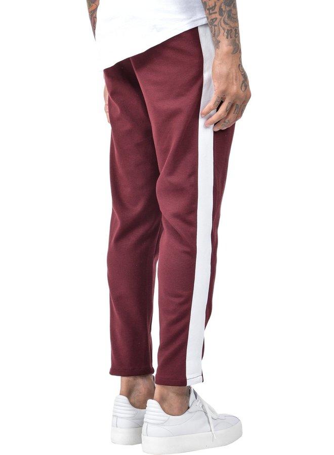 YCLO Sweat Pants Walter Bordeaux