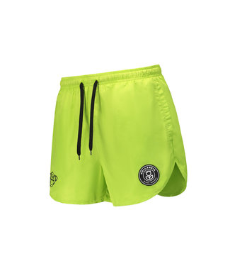 Black Bananas Black Bananas F.C. Swimshort Neon Yellow
