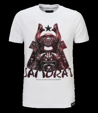 Conflict Conflict T-shirt Samurai White