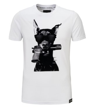 Conflict Conflict T-Shirt Gorilla Black - Copy
