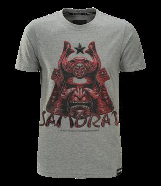 Conflict Conflict T-shirt Samurai Grey