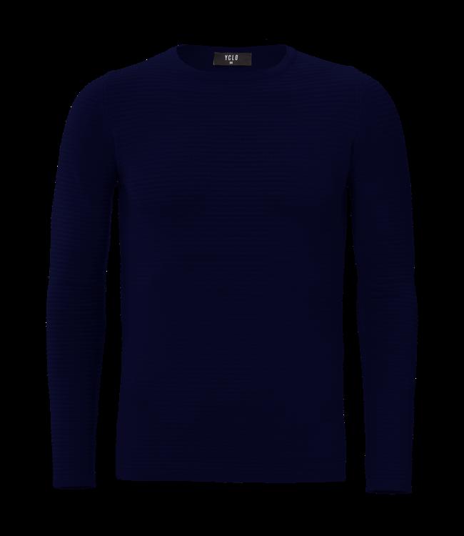YCLO YCLO Knit Pullover Capton Navy