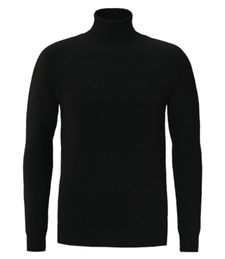 YCLO YCLO Fine Knit Turtle Neck Finn Black