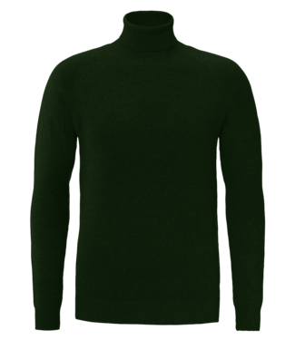 YCLO YCLO Fine Knit Turtle Neck Finn Army