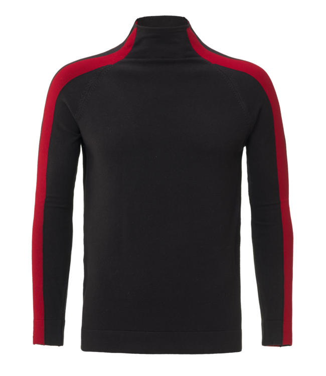 YCLO YCLO Knit Cevic Black/Red
