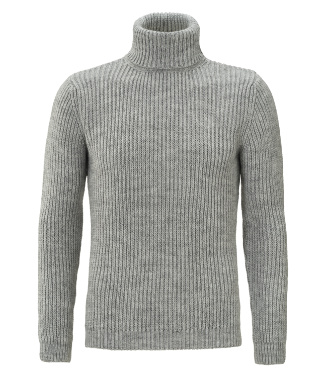 YCLO YCLO Knit Pullover Lorys Gray