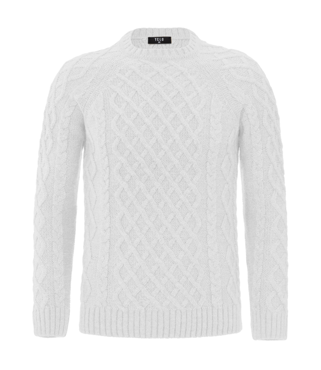 YCLO YCLO Knit Pullover Almo Off White
