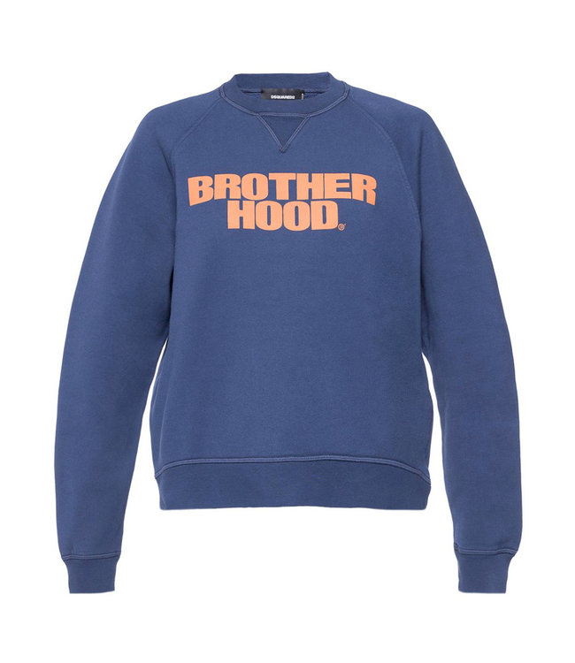Dsquared2 Dsquared2 Sweater Brotherhood Navy