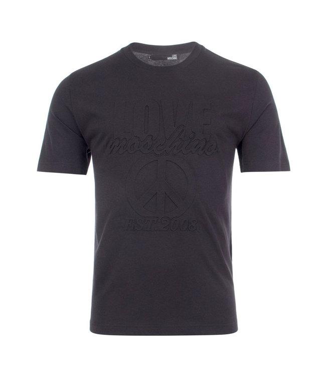 Love Moschino Love Moschino T-Shirt Black