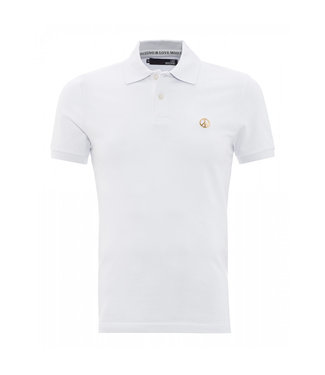 Love Moschino Love Moschino Peace Polo White
