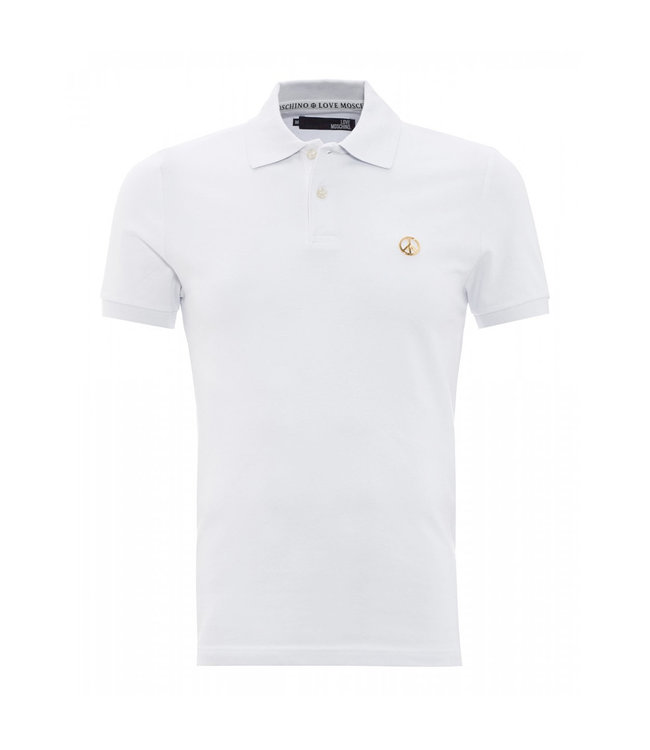 Love Moschino Love Moschino Polo White