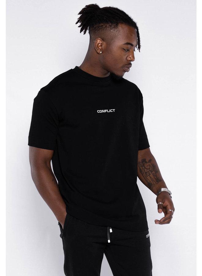 Conflict T-Shirt Essentials Schwarz