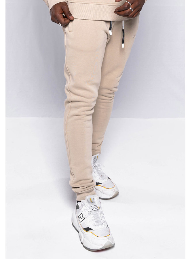Conflict Sweat Pants Essentials Beige