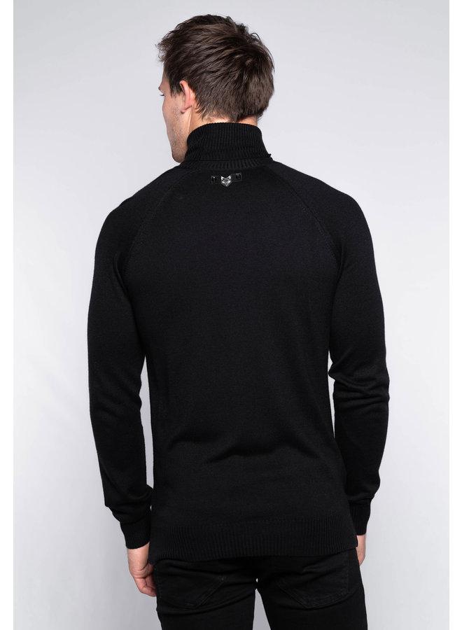 YCLO Knit Finn 20 Black