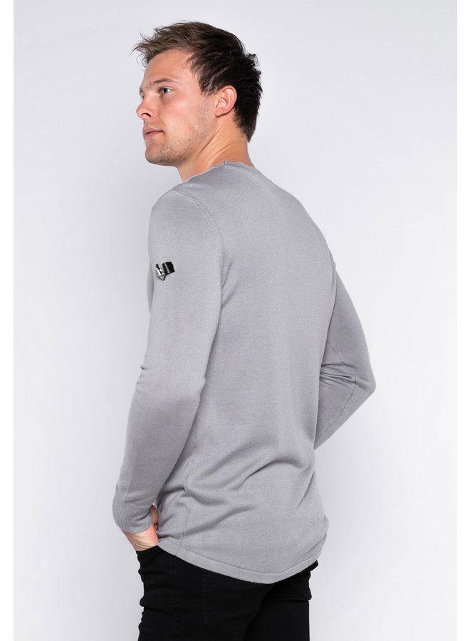 YCLO Knit Greger Grey