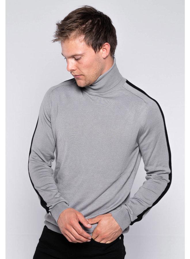 YCLO Knit Olav Grey/Black