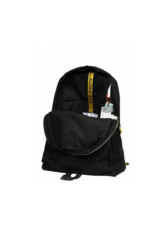 Off-White™ Pascal Arrows Easy Backpack Schwarz