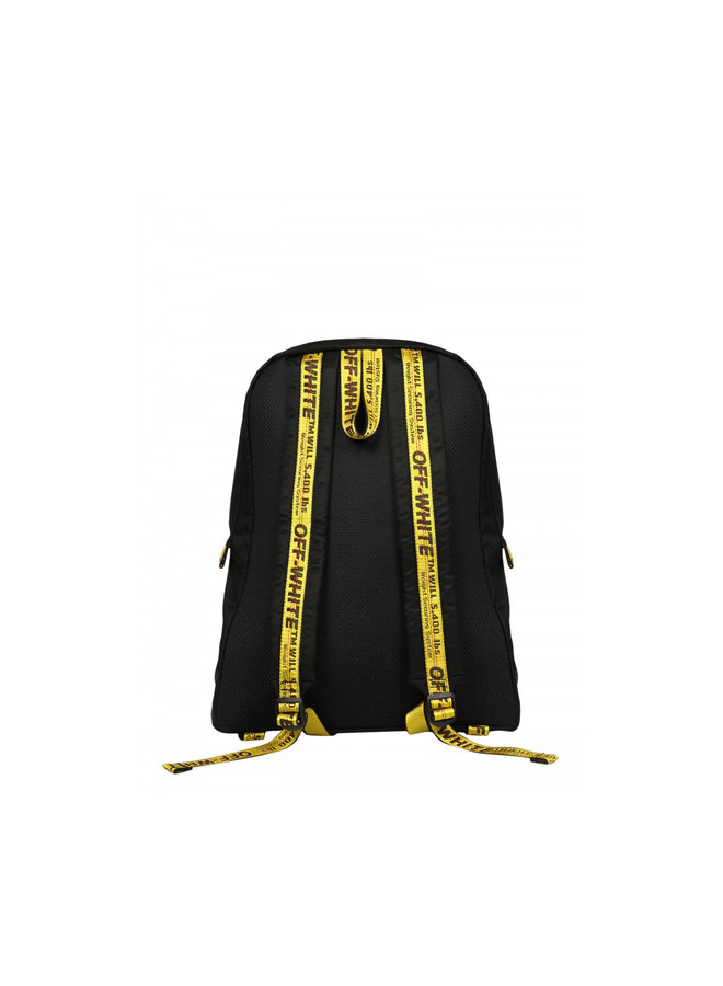 Off-White™ Pascal Arrows Easy Backpack Black