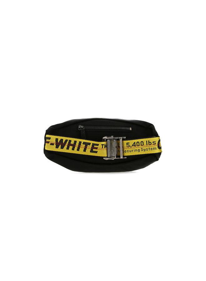 Off-White™ Logo Gürteltasche Schwarz