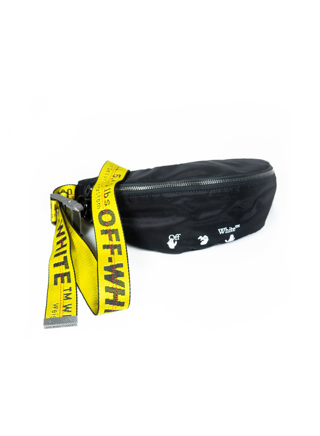 Off-White™ Logo Beltbag Black