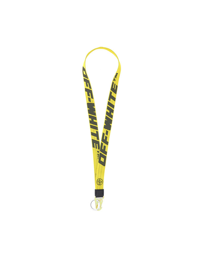 Off-White™ Industrial Keyring 2.0 Yellow