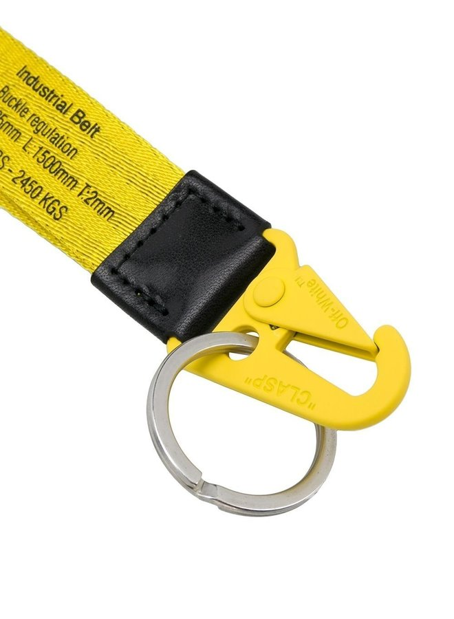 Off-White™ Industrial Keyring 2.0 All-Yellow