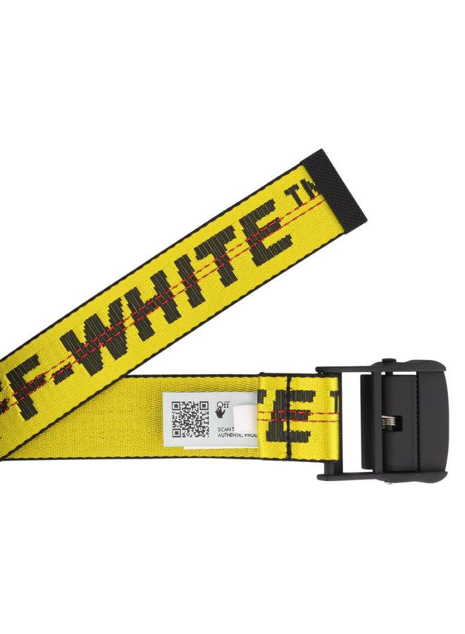 Off-White™ Industriegürtel Gelb