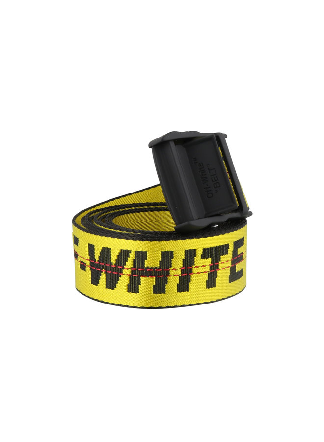 Off-White™ Industrial Belt Yellow