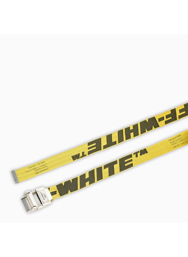 Off-White™ Industriegürtel 2.0 Gelb