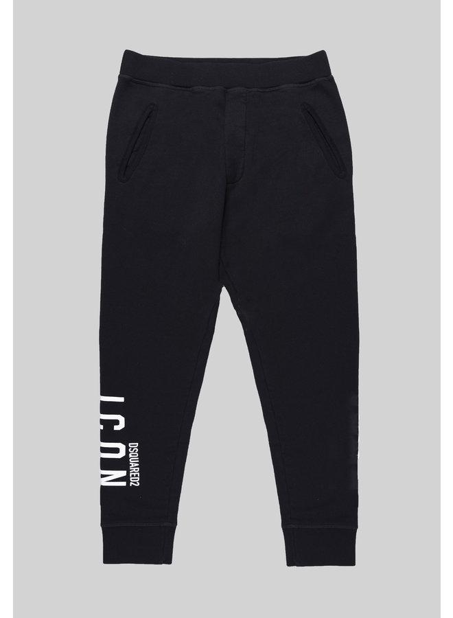 Dsquared2 Sweatpants Icon Black