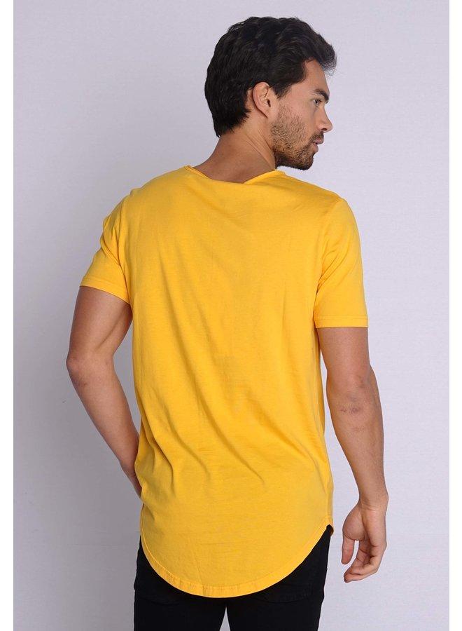 YCLO T-Shirt Kjeld Gelb